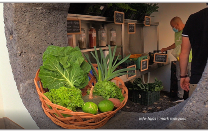 MERCADO MUNICIPAL REABRE AO PÚBLICO – Vila das Velas – Ilha de São Jorge (c/ vídeo)