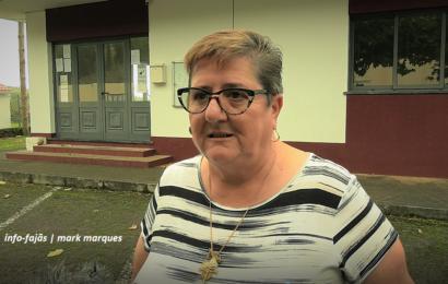 """""""Em Novembro de 2021, esperamos ter as obras feitas"""", afirma Celeste Brasil, Presidente da Banda Filarmónica de Santo Amaro (c/ vídeo)"""