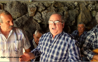 """""""ANIMAÇÃO e CANTORIA"""" (2019) – Festa da Ferra na Ganadaria AA – Álvaro Amarante – Ilha de São Jorge (c/ vídeo)"""
