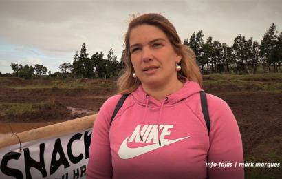 PILOTOS DA ILHA GRACIOSA ANSEIAM POR UMA PISTA OFICIAL DE MOTOCROSS (c/ vídeo)