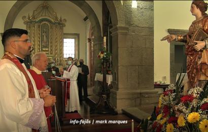 FESTA DE SANTA CATARINA (Missa) – Vila da Calheta – Ilha de São Jorge (c/ vídeo)