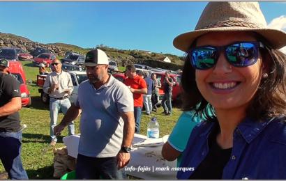 Almoço / Convívio – Ganadaria Álvaro Amarante (2019) – Ilha de São Jorge (c/ vídeo)