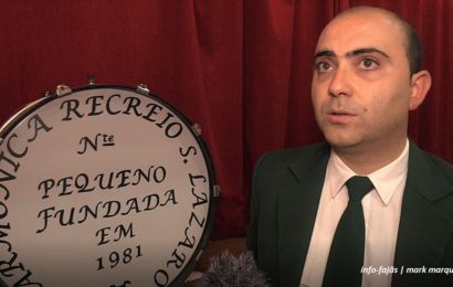 RECREIO DE SÃO LÁZARO comemorou os seus 39 anos – Entrevista a Bruno Oliveira, Presidente da Direção – Norte Pequeno – Ilha de São Jorge (c/ vídeo)