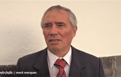"""""""FAZ-NOS FALTA TER ESTE COMPROMISSO DE TOCAR MÚSICA"""", afirma Juvelino Reis, Maestro da Recreio Terreirense – Manadas – Ilha de São Jorge (c/ vídeo)"""