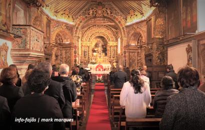 FESTA DE SANTA BÁRBARA (missa) – Manadas – Ilha de São Jorge (c/ vídeo)