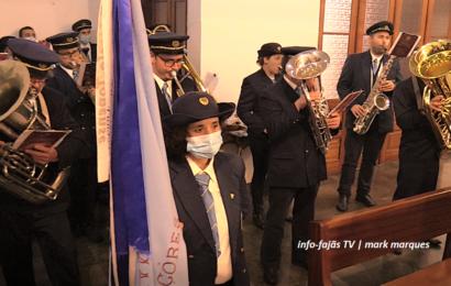 """Banda Filarmónica """"NOVA ALIANÇA"""" saúda SANTO ANTÃO – Ilha de São Jorge (c/ vídeo)"""