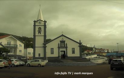 ROSAIS celebra SANTO ANTÃO (missa) – Ilha de São Jorge (c/ vídeo)