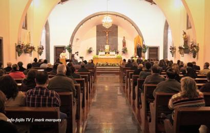FESTA DE SANTO ANTÃO (Missa) – Santo Antão – Ilha de São Jorge (c/ vídeo)