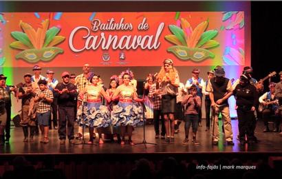 BAILINHO DE CARNAVAL – FUTEBOL CLUBE URZELINENSE (2020) – Auditório Municipal de Velas (c/ vídeo)