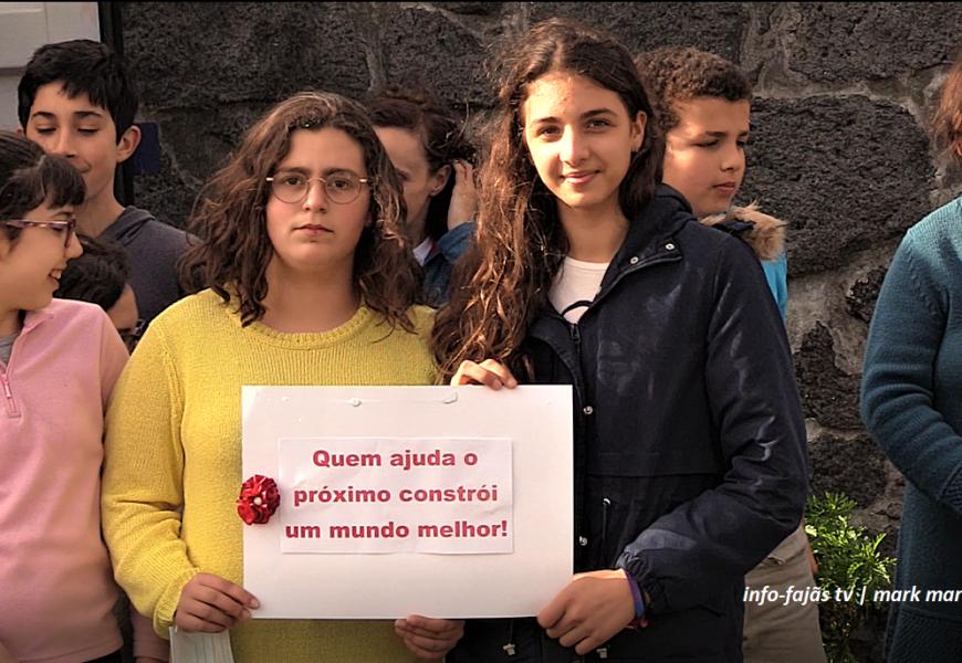 MISSÃO CUMPRIDA! – Missão Solidária da Catequese da Ilha de São Jorge (c/ vídeo)