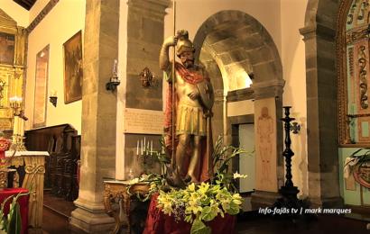 """""""DIA DE SÃO JORGE"""" – Missa solene – Velas – Ilha de São Jorge (c/ vídeo)"""