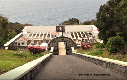 INAUGURAÇÃO – CEMITÉRIO DA URZELINA COM OBRAS DE AMPLIAÇÃO E REQUALIFICAÇÃO – Ilha de São Jorge (c/ vídeo)