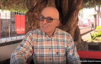 """""""CONVERSAS SOLTAS"""" com José Carlos Costa – Escritor, Poeta e Romancista da Ilha do Pico (c/ vídeo)"""
