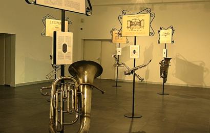 EXPOSIÇÃO – INSTRUMENTOS DE SOPRO EM PORTUGAL – Museu Francisco de Lacerda – Ilha de São Jorge (c/ vídeo)