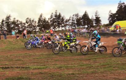 MOTOCROSS – Campeonato dos Açores e da Ilha de São Jorge (c/ vídeo)