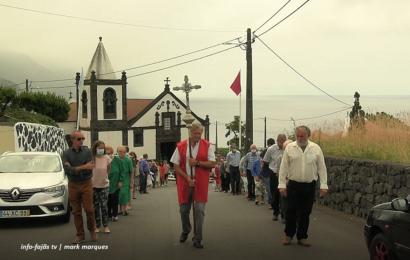 PROCISSÃO DE SÃO TIAGO MAIOR – Ribeira Seca – Ilha de São Jorge (c/ vídeo)