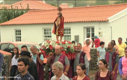 FESTA DO SENHOR BOM JESUS (PROCISSÃO) – Cruzal – Santo Antão – Ilha de São Jorge (c/ vídeo)