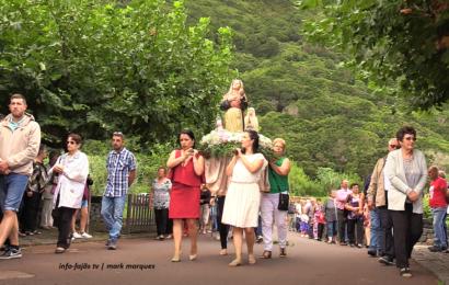 """FESTA NA FAJÃ DOS CUBRES – """"Procissão"""" – Ilha de São Jorge (c/ vídeo)"""