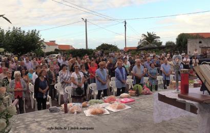 """""""MISSA CAMPAL"""" – Festa de Nª Srª das Dores – Fajã do Ouvidor – Ilha de São Jorge (c/ vídeo)"""