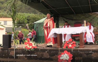 (MISSA CAMPAL) – FESTA DA FAJÃ DA CALDEIRA DE SANTO CRISTO – Ilha de São Jorge (c/ vídeo)