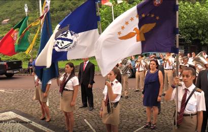 FILARMÓNICA UNIÃO POPULAR NA FESTA DA FAJÃ DOS CUBRES – Nª Srª de Lourdes – Ilha de São Jorge (c/ vídeo)