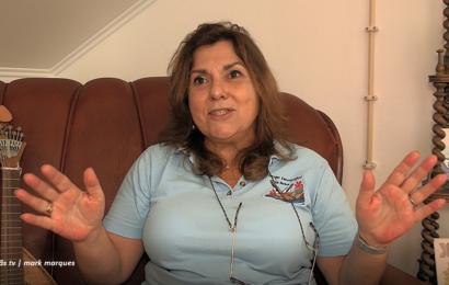 ENTREVISTA A PAULA SEQUEIRA AMARANTE – Presidente do Grupo Etnográfico da Beira – Ilha de São Jorge (c/ vídeo)