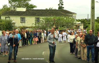 FESTA DA SENHORA DA LUZ (Procissão) – Queimada / Santo Amaro – Ilha de São Jorge (c/ vídeo)